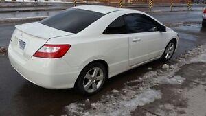 2008 Honda Civic Coupe EX-134,000 KM