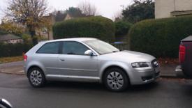 Audi A3 spares or repair