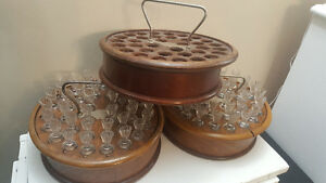 Antique communion sets