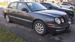 2005 KIA Amanti - 1 Family Owned - Complete Service History