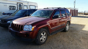 2007 JEEP GRAND CHEROKEE LAREDO 4X4 ***SAFETIED***
