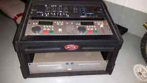Iam selling my dj mixer with 2cd player