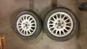 16x4 5x114.3 Enkei RD RX-7 Spares - Great for Skinnies!