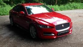 2016 Jaguar XE 2.0d (180) R-Sport Low Miles Automatic Diesel Saloon