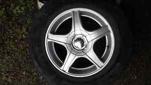 15 inch rims Prince George British Columbia image 1