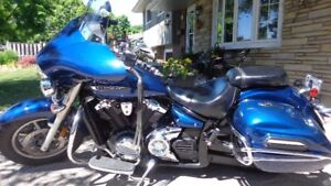 2013 Yamaha Tour Deluxe 1300  Smooth Ride Highway or City!