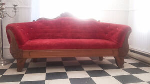 Parlor Settee