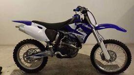 Yamaha yz 400