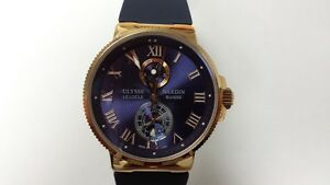 Rolex, Tag Heuer, Breitling, Hublot, Ulyse Nardin watch for sale West Island Greater Montréal image 7