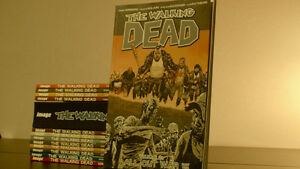 The Walking Dead Collection (vol. 1-21) + Rise of the Governor