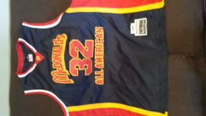 LeBron James High School McDonald's All star jersey