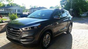 Hyundai Tucson 2016 Lease Transfer
