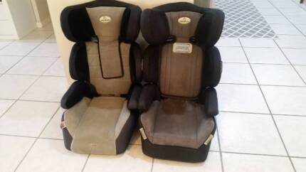 Infa Secure Booster Seats x 2