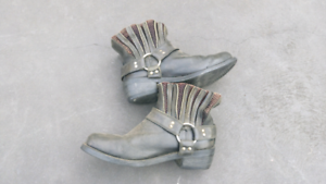 JOHNNY REB BOOTS