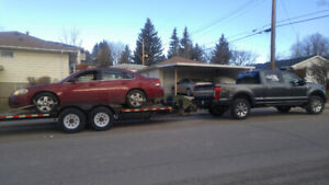 Cash for Scrap Cars / Flatbed Towing. OPEN