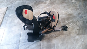 Weeride Front Centre-Mount Child Carrier
