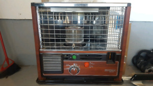 Kenmore Portable Kerosene Reflection Heater