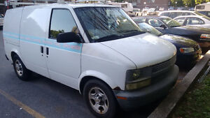 2004 GMC Chevy Astro