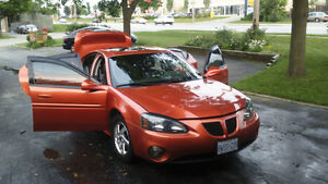 2004 Pontiac Grand Prix GT2 Sedan London Ontario image 4