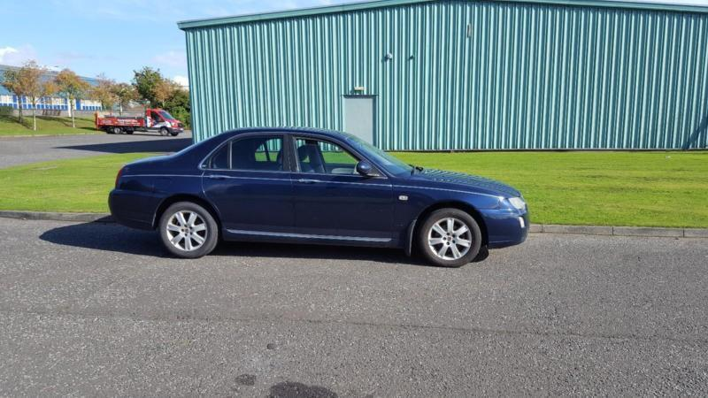 2004 04 plate Rover 75 1.8 Connoisseur