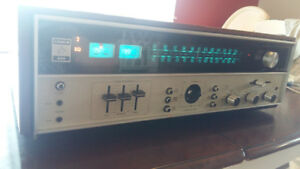 AMPLI RECEIVER THE FISHER QUAD SQ QUADRAPHONIQUE RARE