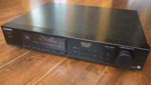 SONY ST-S550ES AM/FM Tuner