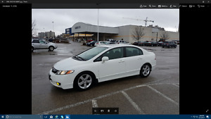 STANDARD - 2009 Honda Civic Sedan - MANUAL -  5 SPEED