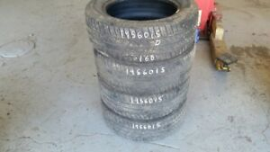 Set of 4 General Evertrek RT 195/60R15 tires (50% tread life)