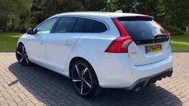 2014 Volvo V60 D3 (136) R DESIGN Lux 5dr Gear Automatic Diesel Estate