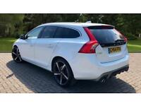 2014 Volvo V60 D3 (136) R DESIGN Lux 5dr Gear Automatic Diesel Estate