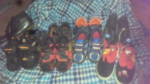Baby shoes etc.
