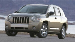 2007 Jeep Compass. 130 k. Good condition.