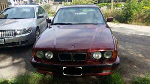1995 BMW 5-Series Sedan