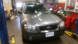 2006 ford escape xlt 3.0 v6 automatic