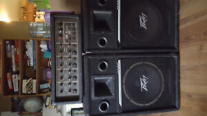 Peavy pa system
