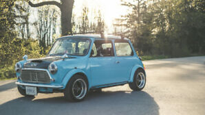 1997 Classic Mini Cooper Japanese Import