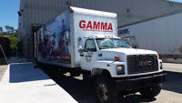 1999 GMC Other c7500 cube truck Other