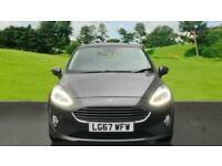 2017 Ford Fiesta 1.0 EcoBoost Titanium 5dr Manual Petrol Hatchback