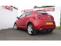 2009 09 ALFA ROMEO MITO 1.4 16V TURISMO 3 DOOR.AMAZING VALUE.FINANCE AVAILABLE .