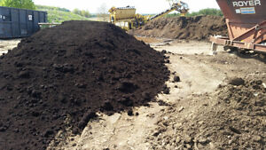 MANURE,TOPSOIL,TRIPLEMIX,PEAT MOSS,GRAVEL FOR SALE BY CUBIC YARD