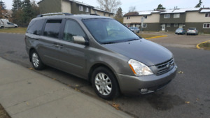 Kia Sedona 2010 fully loaded REDUCED