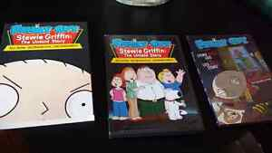 Family Guy's-Stewie Griffin: The Untold Story+ 2 bonus episodes