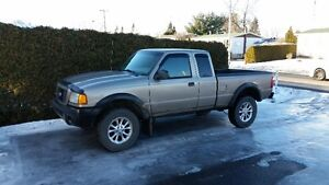 2004 Ford Ranger levell2 Camion