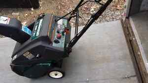 Snowblowers, from $150.00 & a Fixer-upper $50.00 make offer