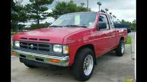 Looking for a Nissan D21 Hardbody