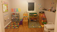 CHILDCARE AVAILABLE-MIDDLE SACKVILLE
