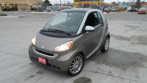 2010 Smart Fortwo, Automatic, Only 60000 km, Warranty available.