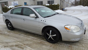 Certified 2007 Buick Lucerne CLX Sedan- NEW MAG WHEEL/TIRES