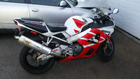 honda cbr 929 2000 trade for smart with any problmes