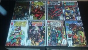 For Sale: Lot of Marvel Comics Generation X
